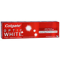 Паста Colgate Optic White Искрящаяся белизна 75мл
