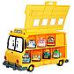 Robocar POLI Кейс-гараж школьный автобус Скулби, фото 2
