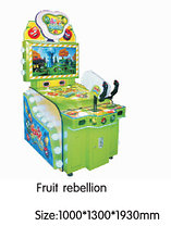 Игровой автомат - Fruit rebellion