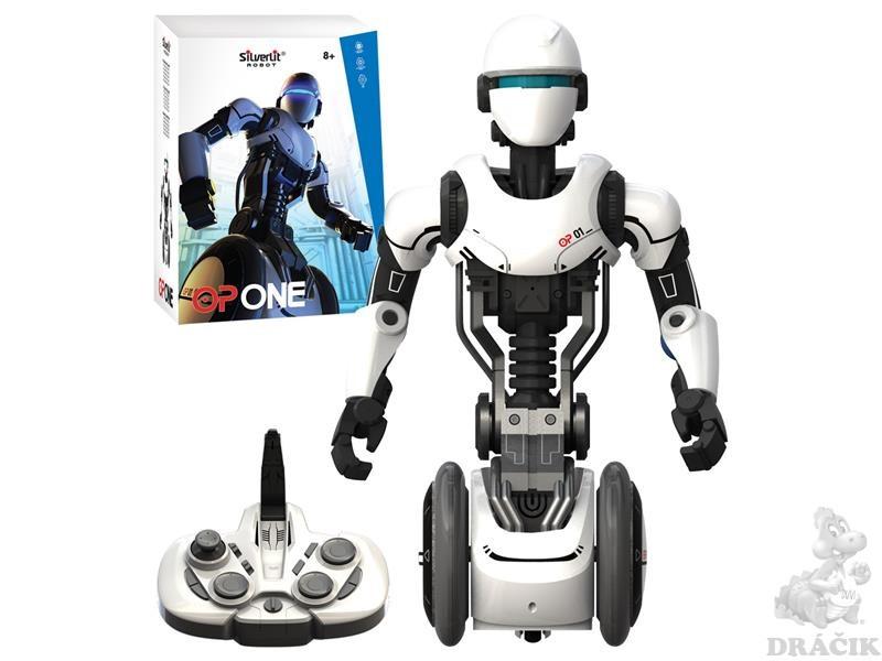 Робот O.P ONE (Оу Пи Уан)