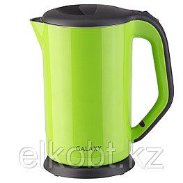 Чайник электрический с двойными стенками GALAXY GL0318 (коричневый)