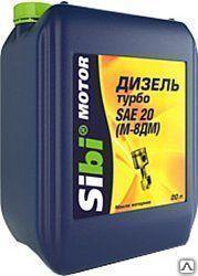 Моторное масло М8ДМ SAE 20