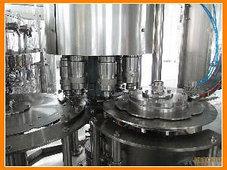 Автомат линия розлива газ. минводы 0,5 л, 1,0 л, 1,5л, 2000 бут/час, фото 2