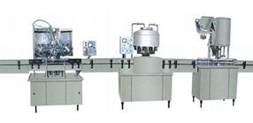 Полуавтомат линия по розливу 1,0-5,0-19,0 литров негазированной минеральной воды