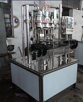 Полуавтомат линия по розливу 1,0-5,0-19,0 литров негазированной минеральной воды, фото 3
