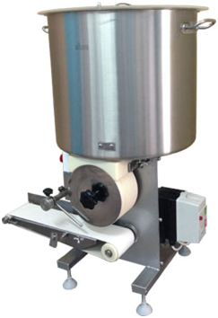 Автомат для производства котлет (гамбургеров) 1300 шт/ч