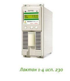 "АНАЛИЗАТОР КАЧЕСТВА МОЛОКА ""Лактан 1-4"" исполнение 230"