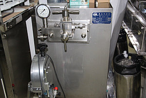 Гомогенизатор, производительность 1,25 т/ч, фото 2