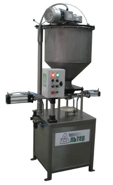Устройство дозирования «АЛЬТЕР- 05» (с объемом дозирования до 1000 мл), 800 доз/ч