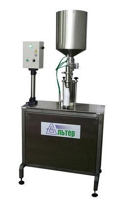Устройство дозирования «АЛЬТЕР- 05» (с объемом дозирования до 1000 мл), 800 доз/ч, фото 2