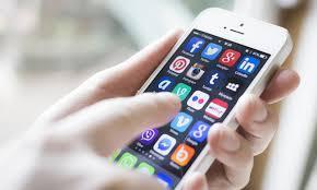 Реклама приложения на телефоне в Караганде