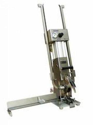 Клипсатор пневматический двухклипный настольный , фото 2