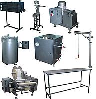 Комплект оборудования для фасовки и стерилизации мясных консервов 600 банок/ч