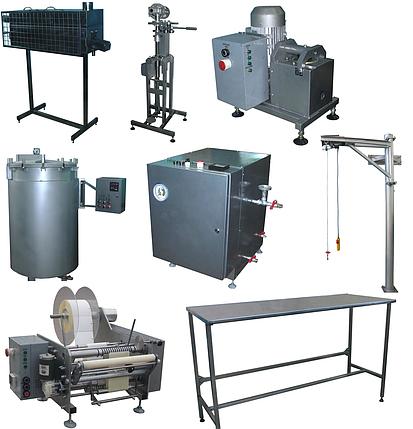 Комплект оборудования для фасовки и стерилизации мясных консервов 600 банок/ч, фото 2