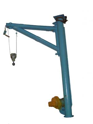 Механизм для выгрузки корзины из автоклава