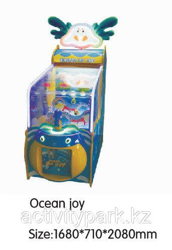 Игровой автомат - Ocean joy