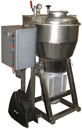 Куттер (вакуумный) ИПКС-032-80В(Н), объем 80 л, произв. до 900 кг/ч, фото 2