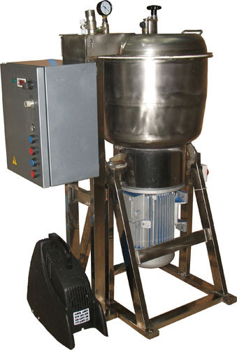 Куттер (вакуумный, регулируемый) ИПКС-032ВР(Н),  объем 50 л, произв. до 550 кг/ч