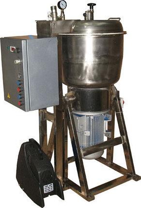 Куттер (вакуумный, регулируемый) ИПКС-032ВР(Н),  объем 50 л, произв. до 550 кг/ч, фото 2