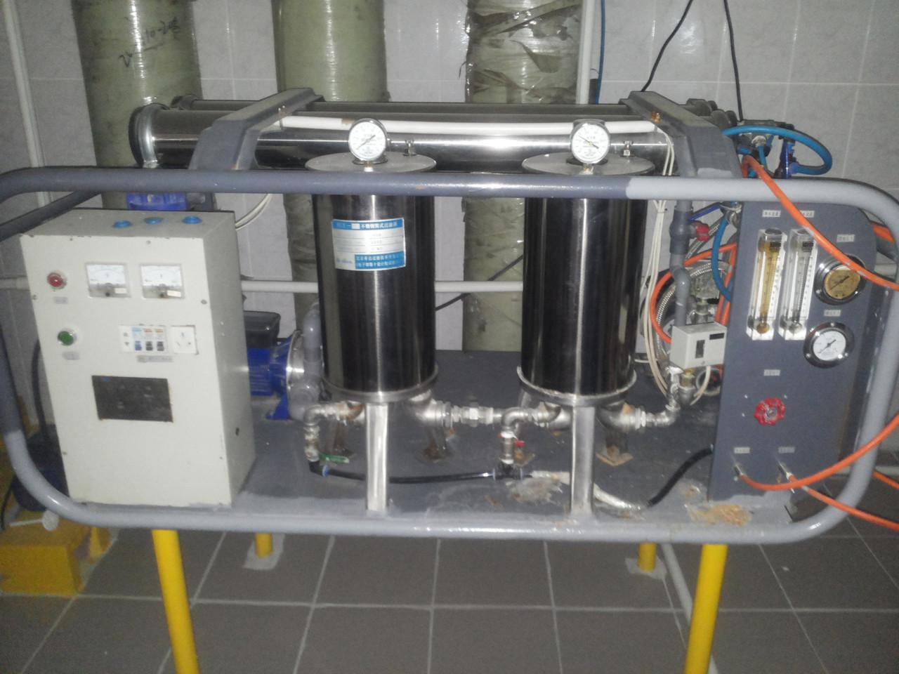 Водоподготовка 3000 л/час