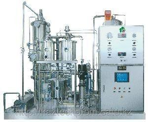 Сатуратор газводы 2000-3000 л/час