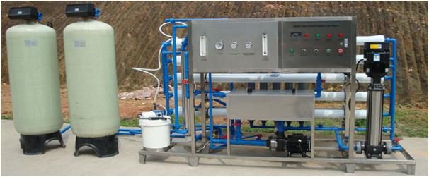 Оборудование для очищения воды
