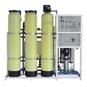 Водоподготовка с обратным осмосом 1000 л/час