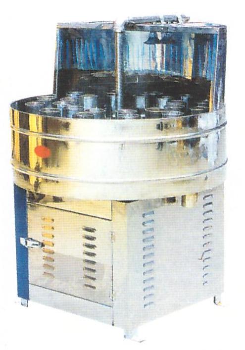 Аппарат промывания бутылки CP-24
