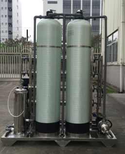 Фильтр воды 1000 л/час