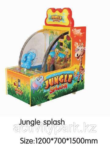 Игровой автомат - Jungle splash