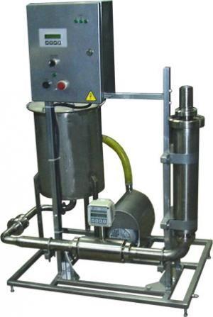 Комплект оборудования для приемки и первичной обработки молока ИПКС-0107, 500-2000 л/сутки