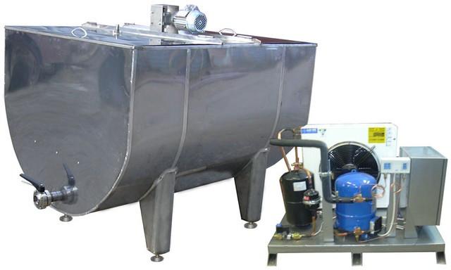 Оборудования  для получения восстановленного молока ИПКС-0110, до 1000 л/смену