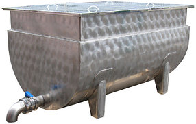 Ванна творожная ИПКС-021-1250П(Н), 1350 л