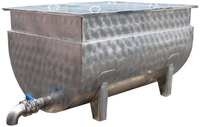 Ванна творожная ИПКС-021-1250П(Н), 1350 л, фото 2