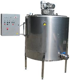 Ванна сыродельная ИПКС-022(Н), 700 л