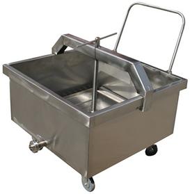 Пресс-тележка ИПКС-025-02(Н), масса прессуемого продукта 100 кг