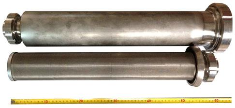 Фильтр (молочный) ИПКС-126-10-200(Н), 10000 л/ч, фото 2