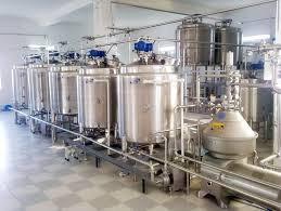 Мини-завод по переработке молока на 500 л/сутки ИПКС-0100 «Фермер»