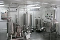 Молочный завод  на 10000 л/сутки