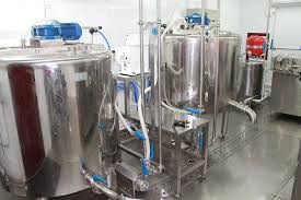 Минизавод для переработки молока, 3000 л/сутки, 3 в 1
