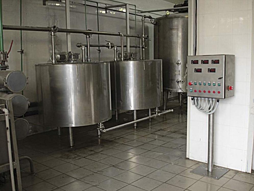 Минизавод для переработки молока ИПКС-0100 «Фермер-Профи» 500л/сутки