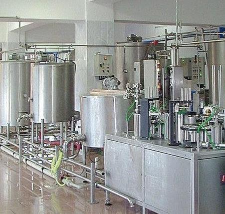 Минизавод для переработки молока ИПКС-0101 на 1 тонну ассорт 3 в 1, 1000 л/сутки, фото 2