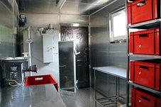 Модульный цех по переработке мяса до 400 кг в смену, фото 2