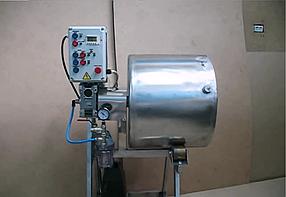 Массажер вакуумный ИПКС-107-100(Н), 100 л