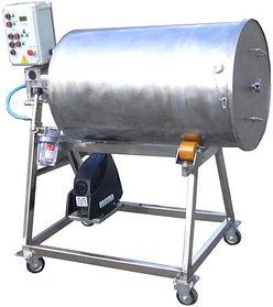 Массажер вакуумный ИПКС-107-200(Н), 200 л