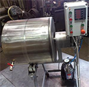 Мясомассажер вакуумный ПМ-ФМВ-400-3, 400 л