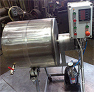 Мясомассажер вакуумный ПМ-ФМВ-400-3, 400 л, фото 2