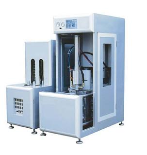 Полуавтомат выдува 11-22 л бутылок, 25 л банок с широкой горловиной 120 бут/час, фото 2