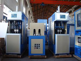 Полуавтомат выдува 5л, 800 бут/час