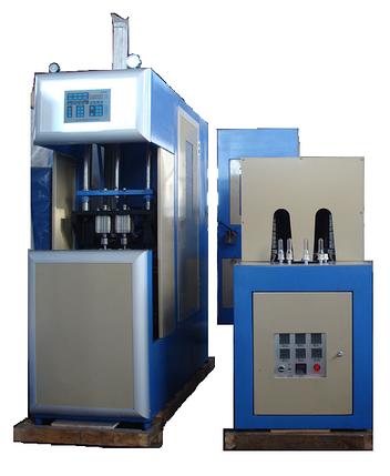 Полуавтомат выдува бутылей 3-6 л, до 600 бут/час, фото 2